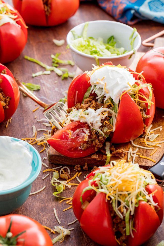 taco tomato