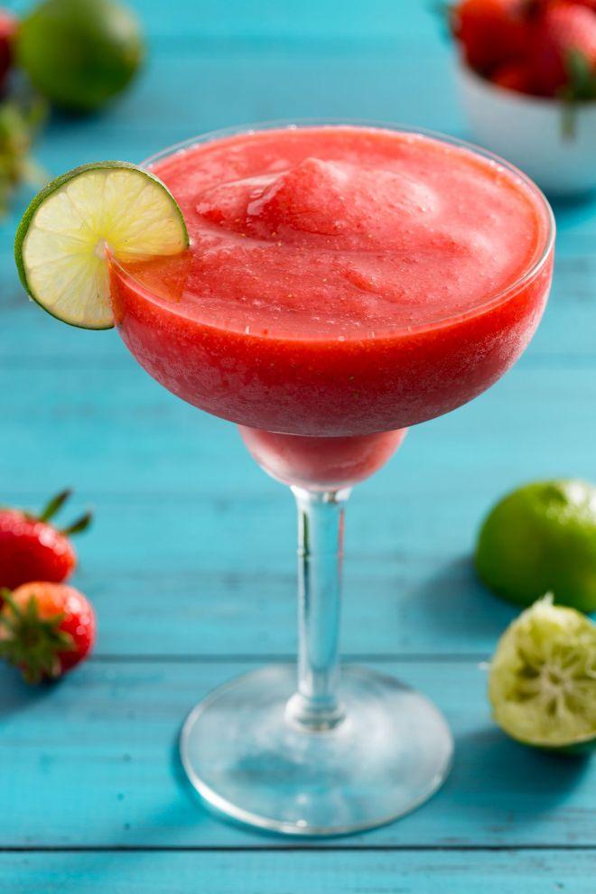strawberry daq
